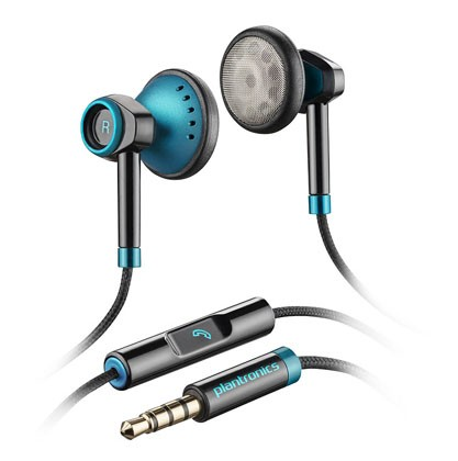 Plantronics Backbeat 116 3.5mm headphones and microphone