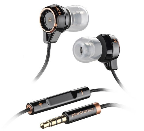 Plantronics BackBeat 216 3.5mm In-Ear Headphones and Microphone