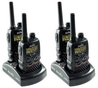 Binatone Action 950 Long Range Two Way Radio - Quad