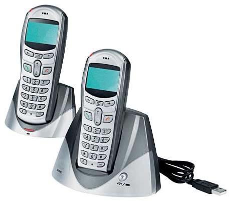 Binatone L1545 Twin Telephone & Internet Phone Pack