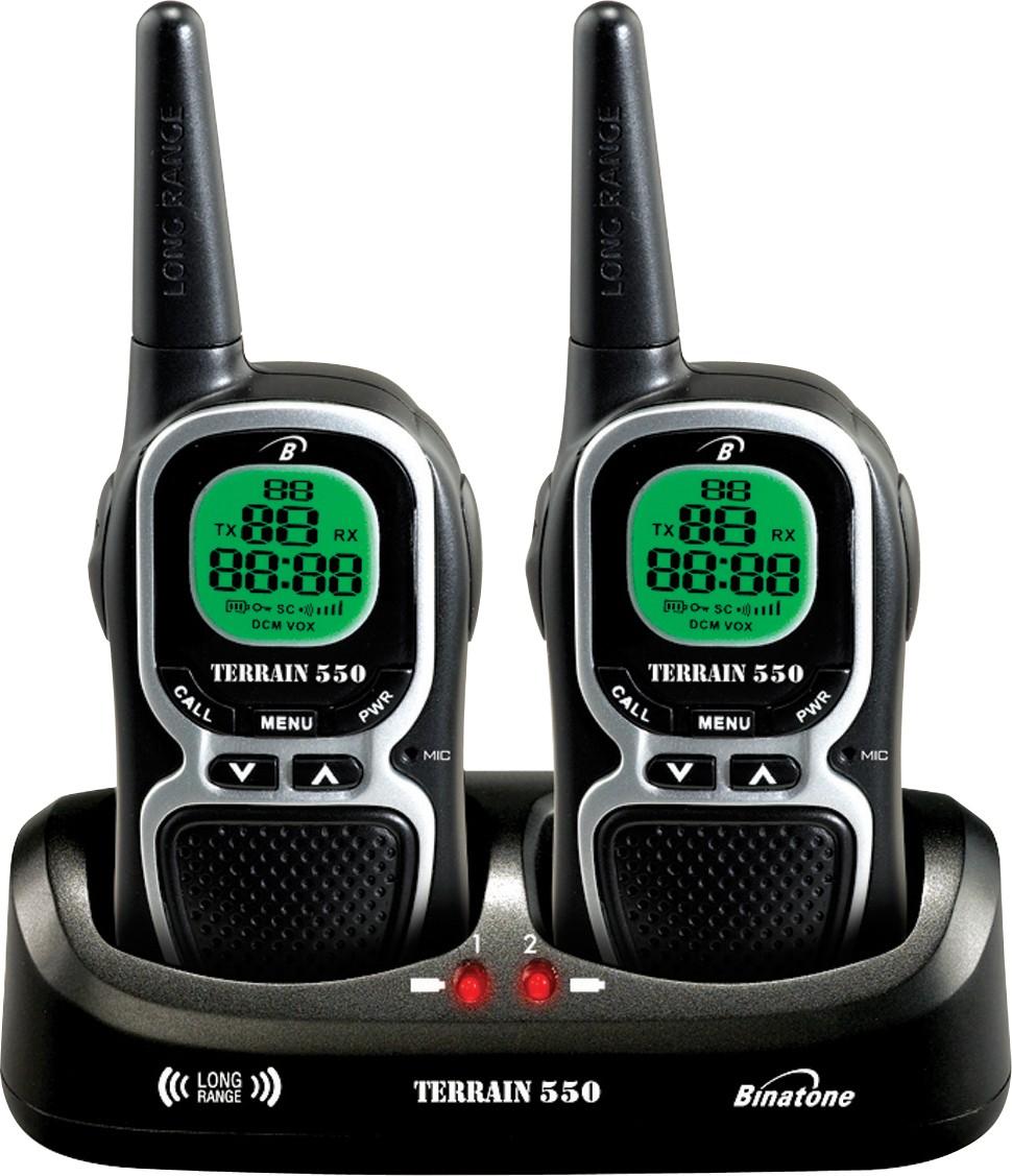 Binatone Terrain 550 Long Range Two Way Radio