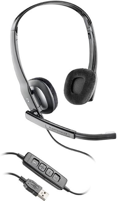 Plantronics Blackwire C220M Headset