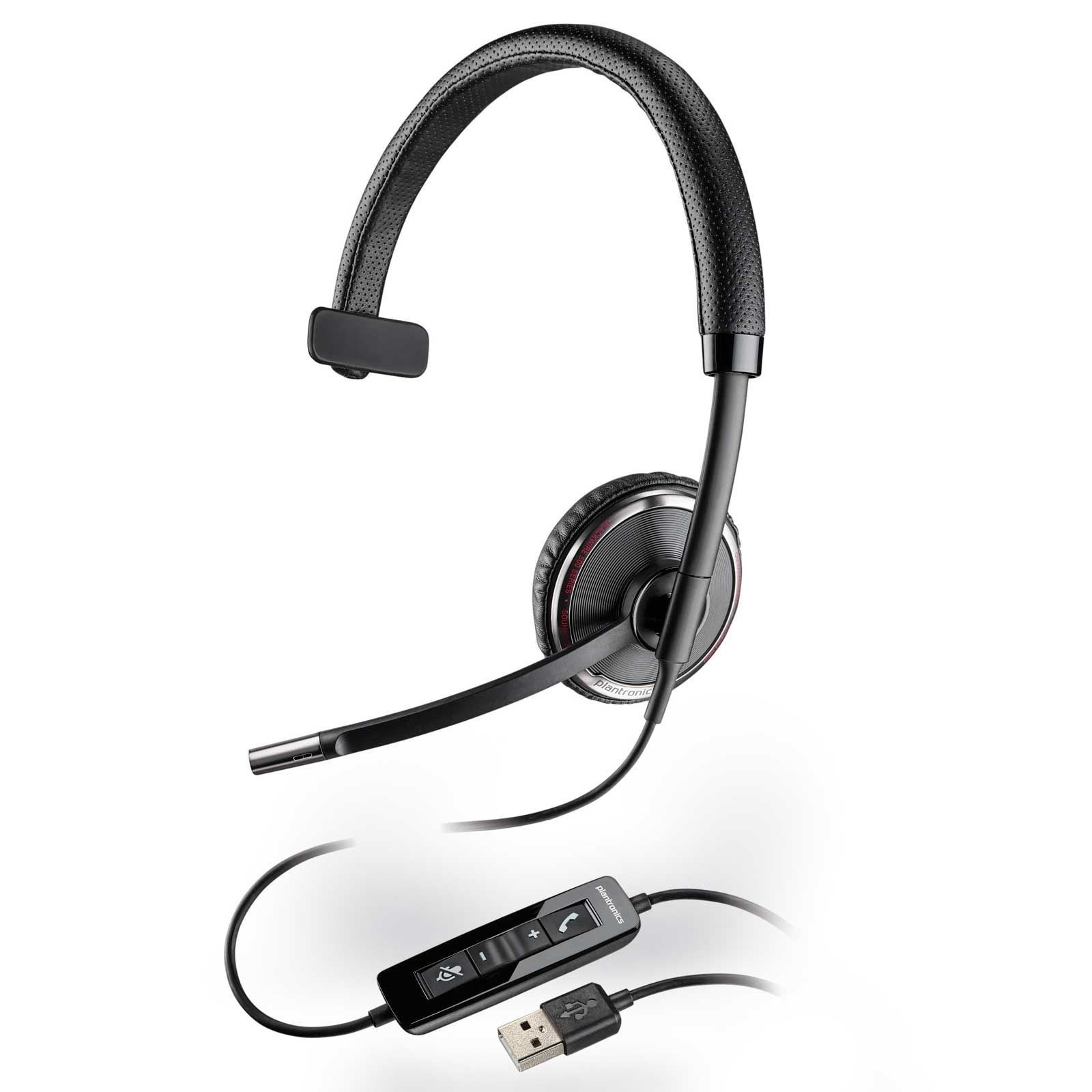 Plantronics Blackwire C510 M Monaural Usb Headset