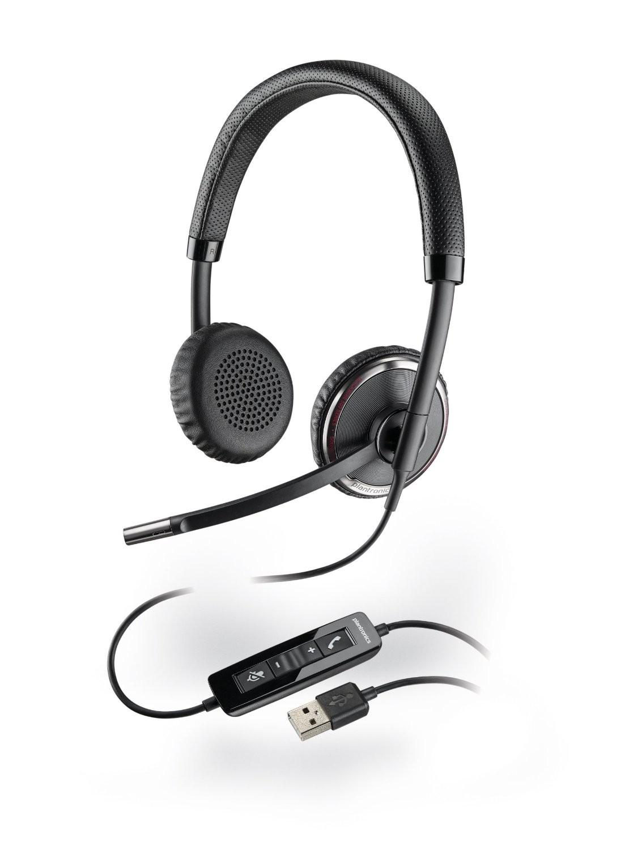 Plantronics Blackwire C520-M Bin USB