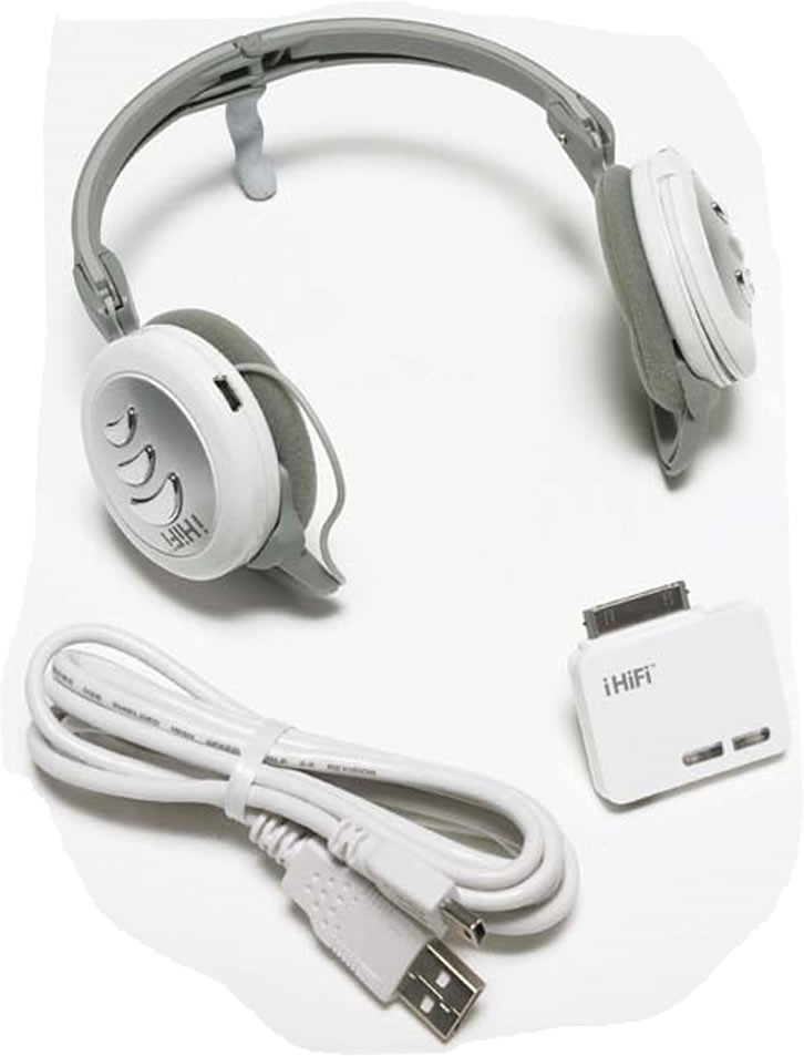 Zoom Bluetooth Headphones + USB Adaptor For Skype