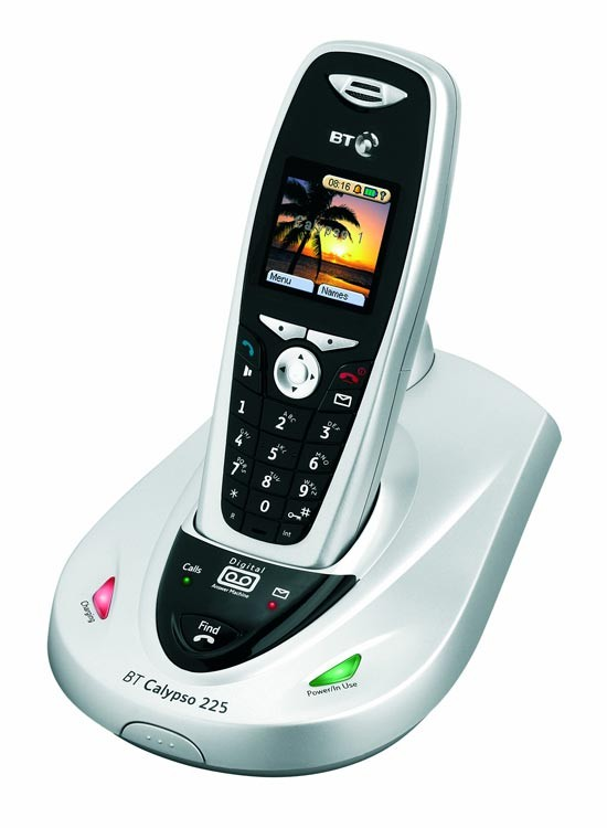 BT Calypso 225 DECT with Answering Machine