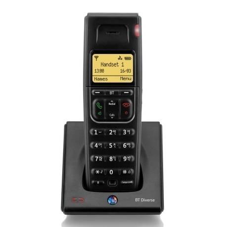 BT Diverse 7200 Robust Additional Handset & Charger