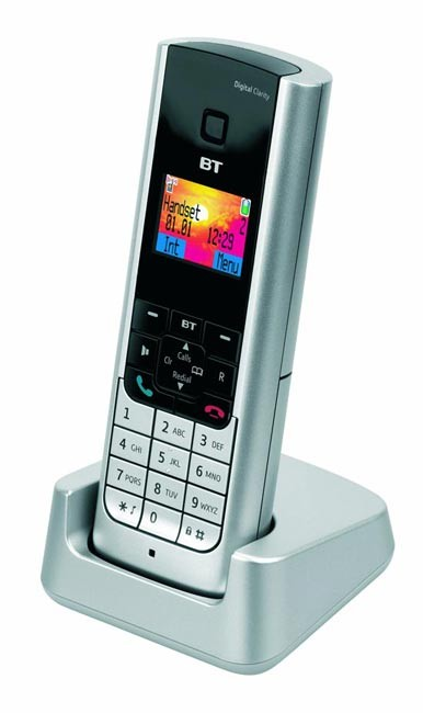 BT Freestyle 310 DECT Cordless Phone