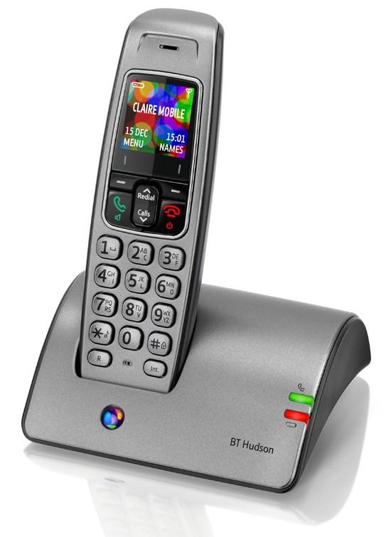 BT Hudson 1100 Cordless Phone