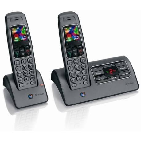 BT Hudson 1500 Plus DECT Handset - Twin Pack