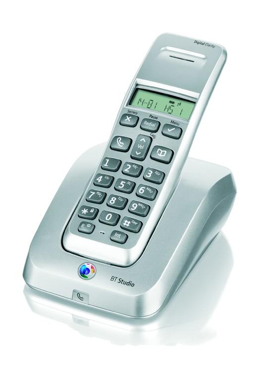 BT Studio 3100 DECT Cordless Phone