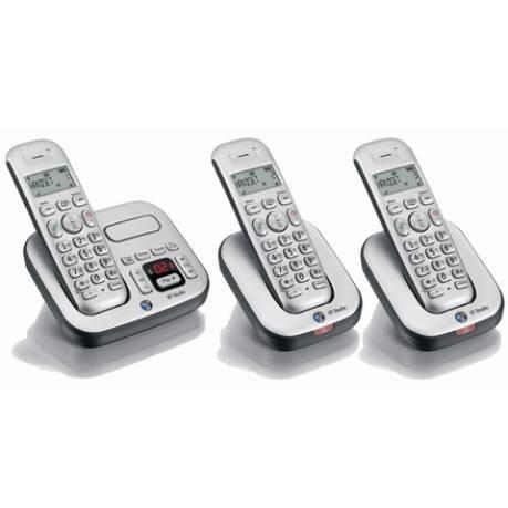 BT Studio 4500 Cordless Phone - Trio