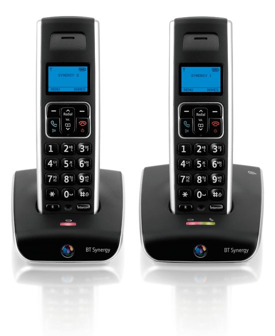 BT Synergy 5100 Twin Cordless Phone Pack