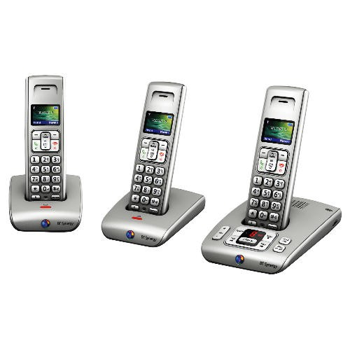 BT Synergy 6500 DECT Cordless Phone - Triple Pack
