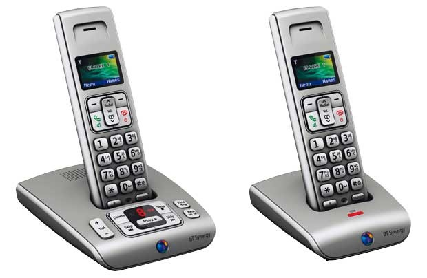 BT Synergy 6500 DECT Cordless Phone - Twin Pack