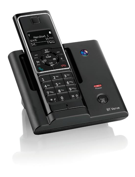 BT Verve 410 DECT Cordless Phone