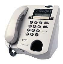 BT Contour 50 Payphone
