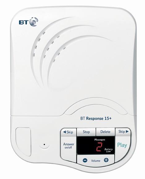BT Response 15 Plus