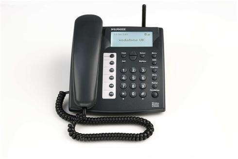 Burnside P235 GSM Mobile Desk Phone