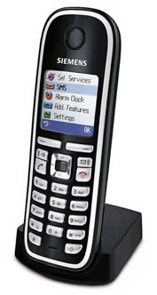 Siemens C47H Gigaset Handset With Charger