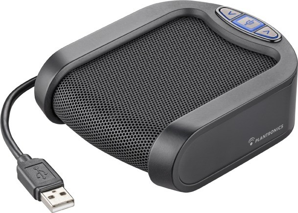 Plantronics P420-M Calisto USB Speaker Phone UC Standard