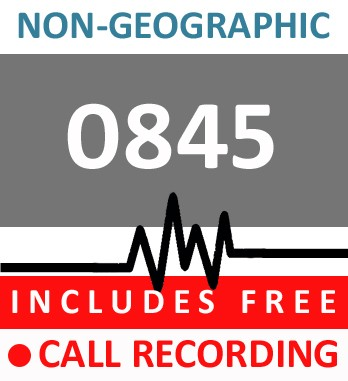 0845 - Silver Telephone Number