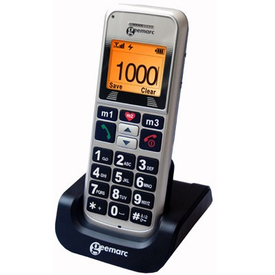 Geemarc CL8200 Amplified Big Button Mobile Phone