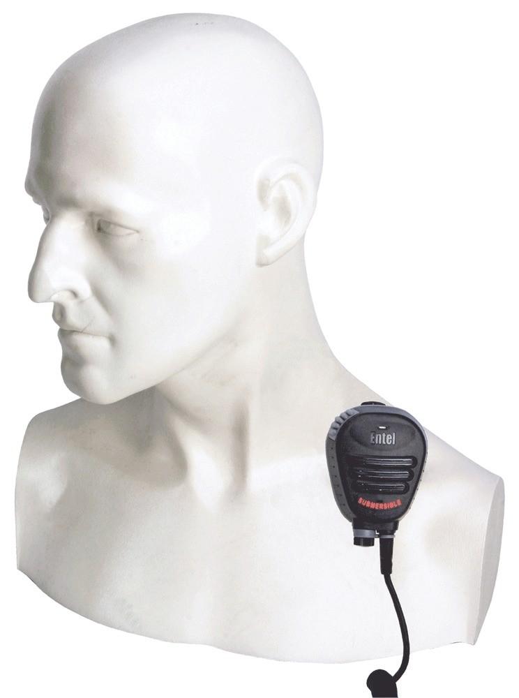 Entel CMP750 Heavy Duty Submersible Noise Cancelling Speaker & Microphone