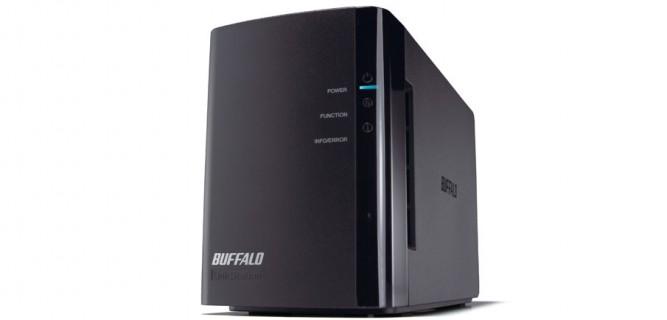 Buffalo LinkStation™ Duo 6TB High Performance Network Storage Drive