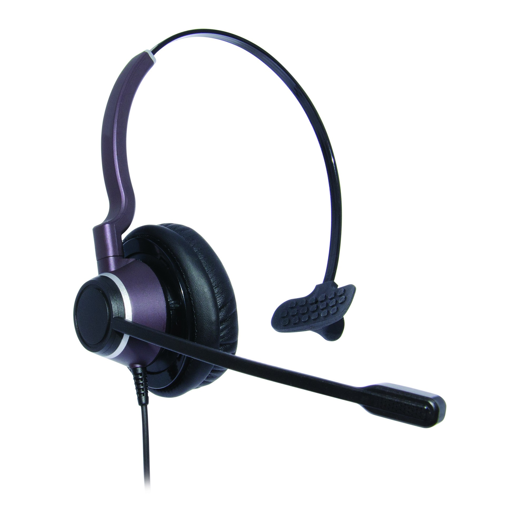 Toshiba IP5522-SD Monaural Ultra Noise Cancelling Contact Centre Headset