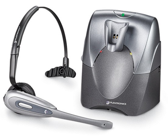 Plantronics CS60 DECT Wireless Headset A-Grade
