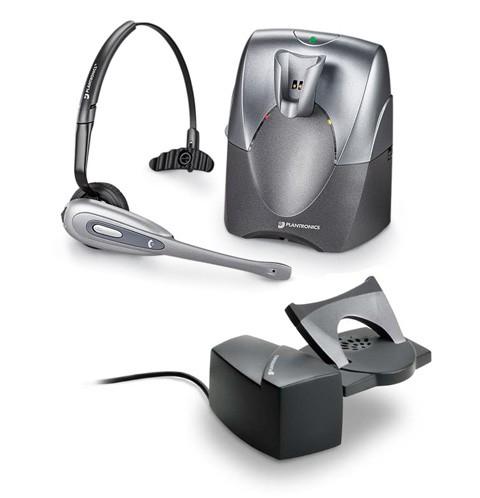 Plantronics CS60 DECT Wireless Headset A-Grade and Handset Lifter Bundle