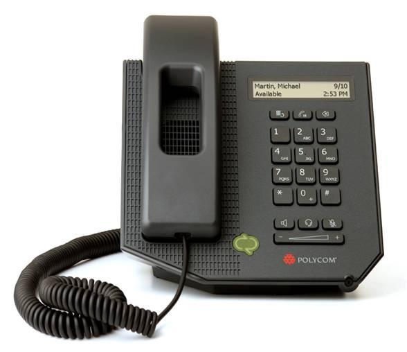 Polycom CX300 IP Desktop Phone