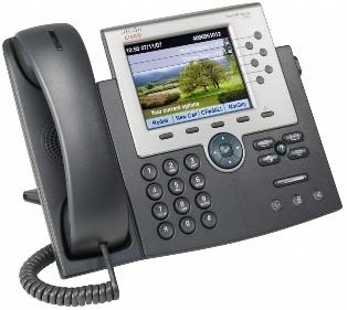 Cisco 7965G Unified IP Phone - A Grade