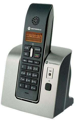 Motorola D201 DECT Corldess Phone