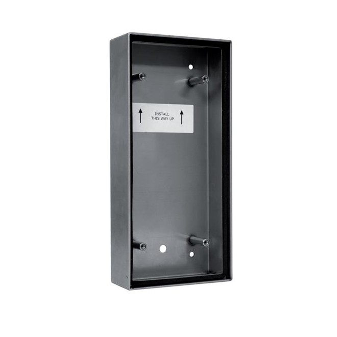 DAC Racal On The Wall Back Box For RA711 Environmental Phones