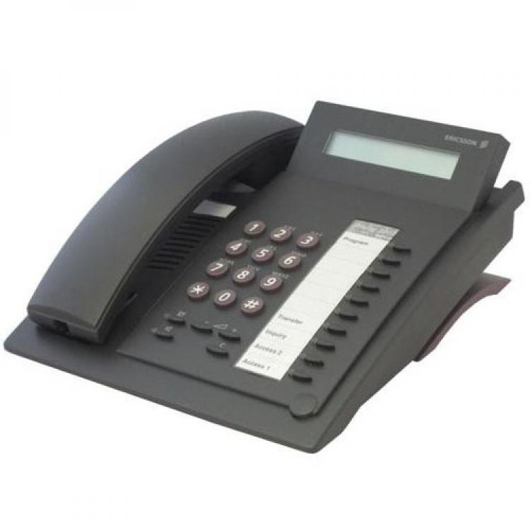 Ericsson DBC 3212 Standard Telephone - Black
