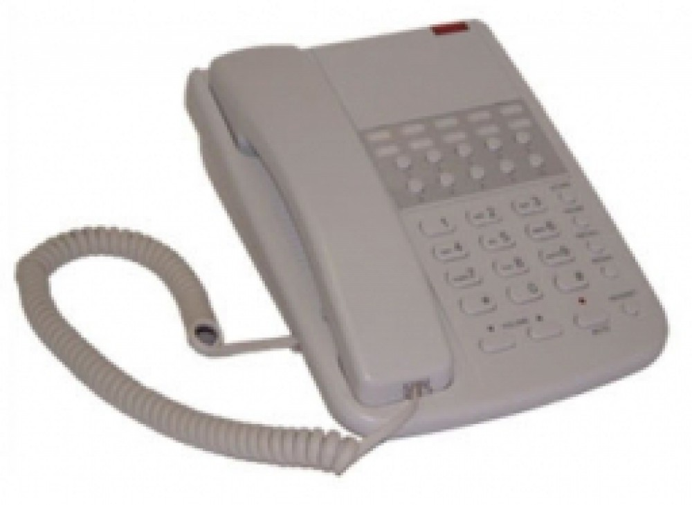 Orchid DBT2000 Business Phone - Light Grey