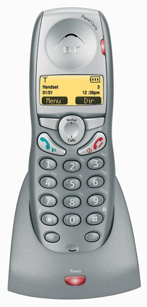 BT Diverse 6100 Additional Handset