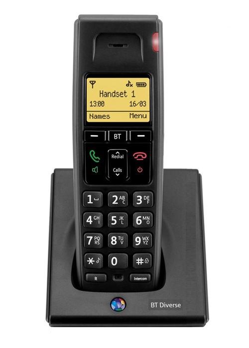 BT Diverse 7100 Additional Handset