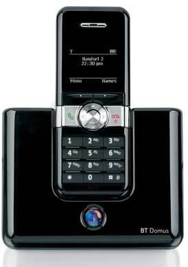 BT Domus DECT Cordless Phone with Answering Machine