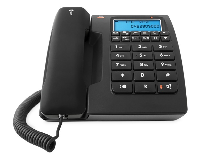 Doro 916ICR Corded Phone with built-in Answering Machine