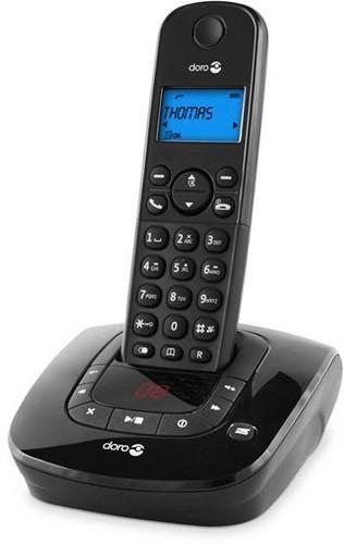 Doro Adapto5r Single DECT with Answering Machine