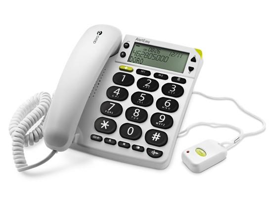 Doro AlertEasy 314c Large Button Phone with Alarm Pendant