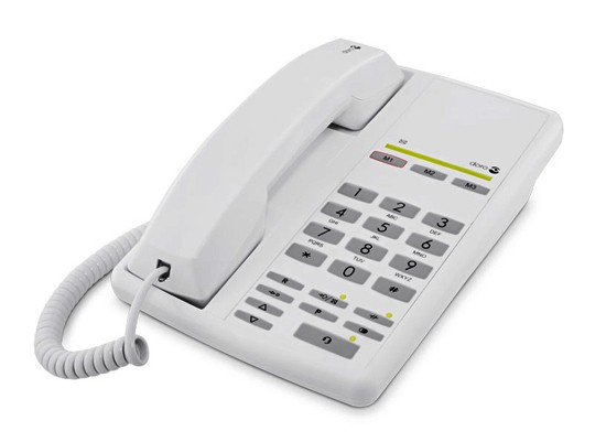 Doro AUB200 Easy Clean - Hygienic Telephone