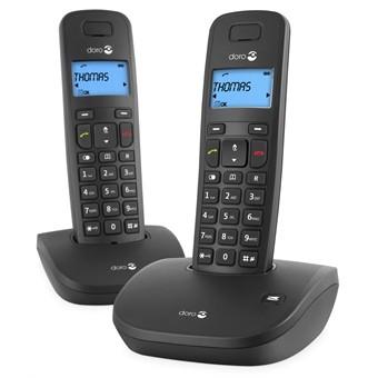 Doro Formula 3 DECT Twin Cordless Phone