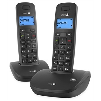 Doro Formula 6 DECT Twin Cordless Phone