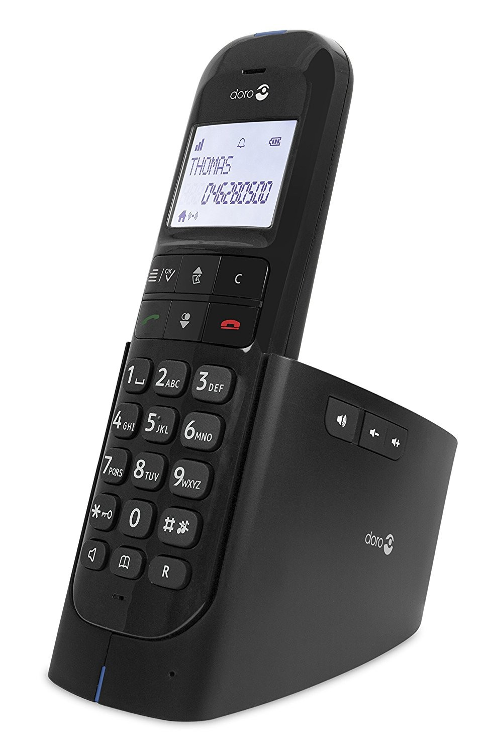 Doro Magna 2005 DECT Cordless Phone With Answering Machine