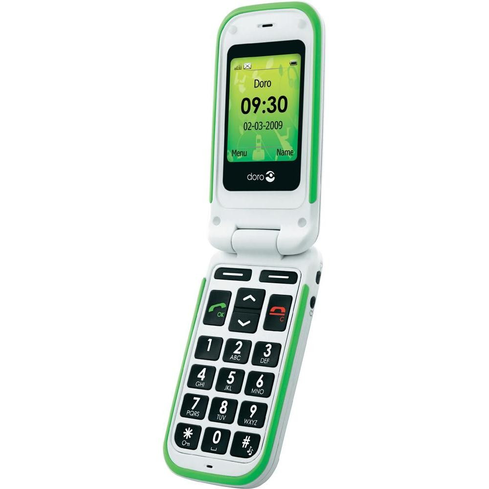Doro PhoneEasy 410GSM Mobile Phone - White