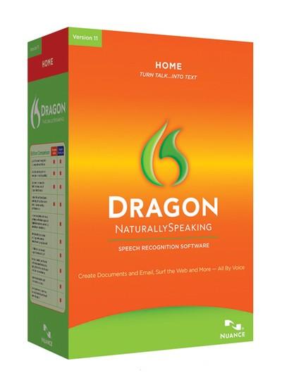 Dragon NaturallySpeaking 11.5  Home Software